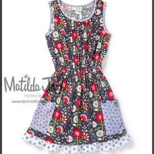 Matilda Jane Soak Up The Sun dress 12 14
